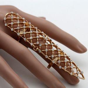 Cute Trendy Long Ring